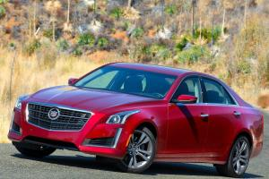Picture of Cadillac CTS 4 2.0T