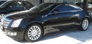 Photo of Cadillac CTS Coupe