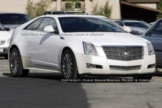 Image of Cadillac CTS Coupe