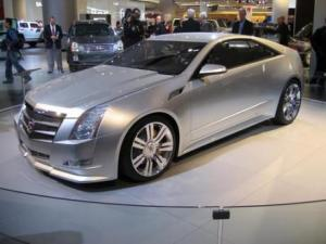 Photo of Cadillac CTS-V Coupe