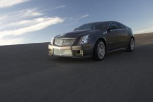Picture of Cadillac CTS-V Coupe