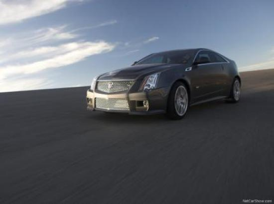 Image of Cadillac CTS-V Coupe