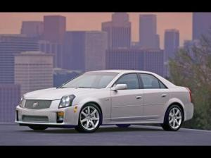 Photo of Cadillac CTS-V MK I
