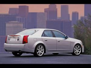 Photo of Cadillac CTS-V MK I