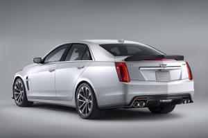 Photo of Cadillac CTS-V Mk III