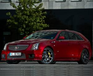 Photo of Cadillac CTS-V Sport Wagon
