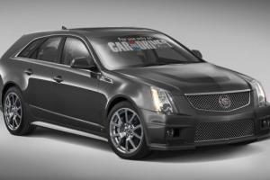 Picture of Cadillac CTS-V Sport Wagon