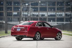 Photo of Cadillac CTS Vsport