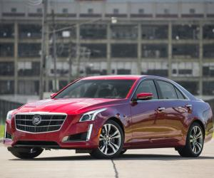 Picture of Cadillac CTS Vsport