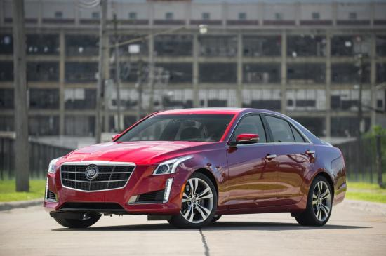 Image of Cadillac CTS Vsport