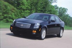 Picture of Cadillac CTS (EU spec)
