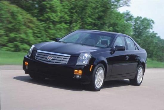 Image of Cadillac CTS