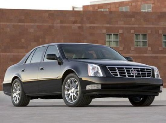 Image of Cadillac DTS