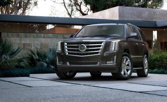 Image of Cadillac Escalade AWD