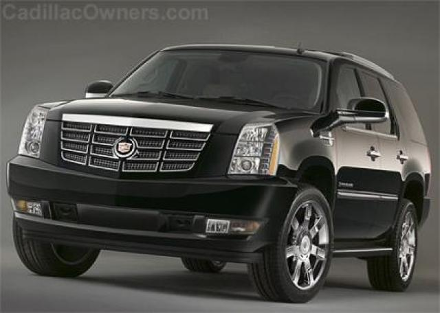 Image of Cadillac Escalade