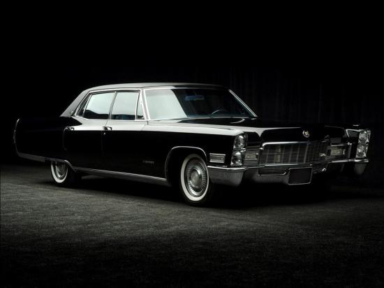 Image of Cadillac Fleetwood Sixty Special