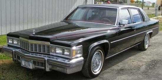 Image of Cadillac Sedan De Ville Sedan