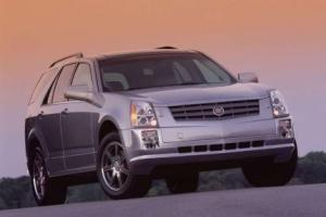 Picture of Cadillac SRX V8