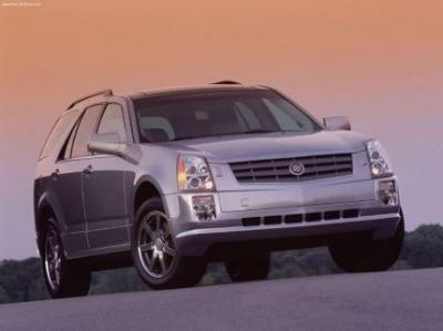 Image of Cadillac SRX V8