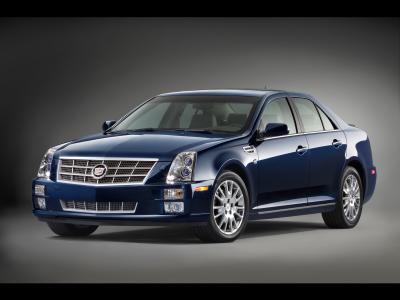 Image of Cadillac STS
