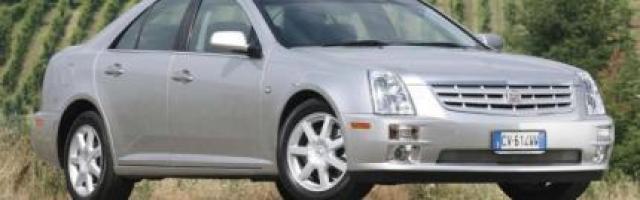 Image of Cadillac STS 3.6 V6