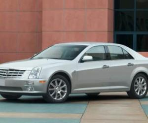 Picture of Cadillac STS