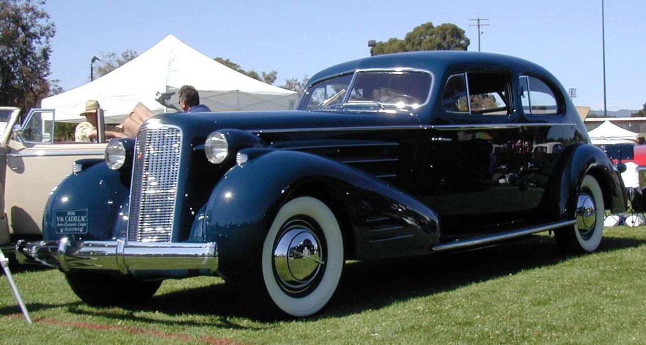 Cadillac Ats V Coupe >> Cadillac V16 Fleetwood Sport Aero specs, performance data ...
