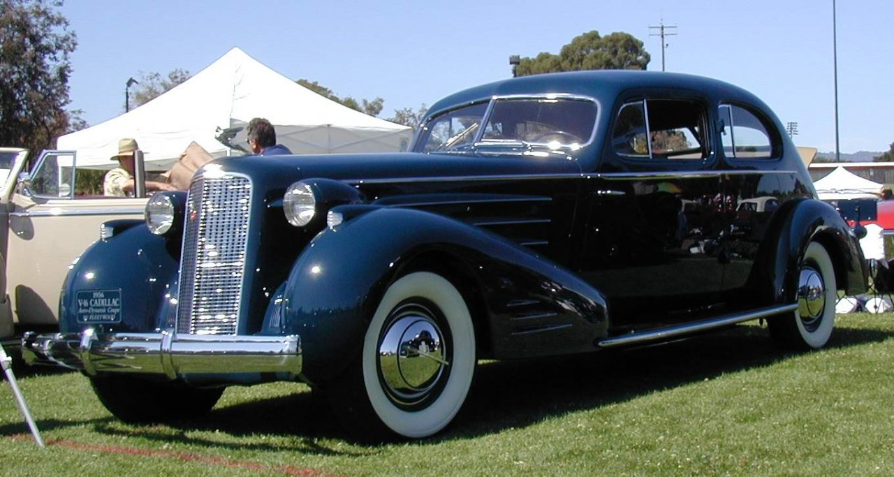 Cadillac Ats V Coupe >> Cadillac V16 Fleetwood Sport Aero laptimes, specs, performance data - FastestLaps.com