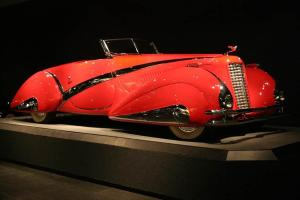 Picture of Cadillac V16 Hartmann Cabriolet