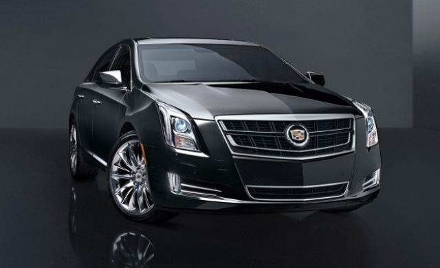 Image of Cadillac XTS Vsport