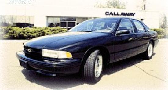 Image of Callaway C9 Chevrolet Impala SS