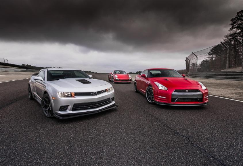 Straight Line Performance >> Camaro beats GT-R - FastestLaps.com