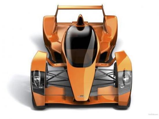 Image of Caparo T1