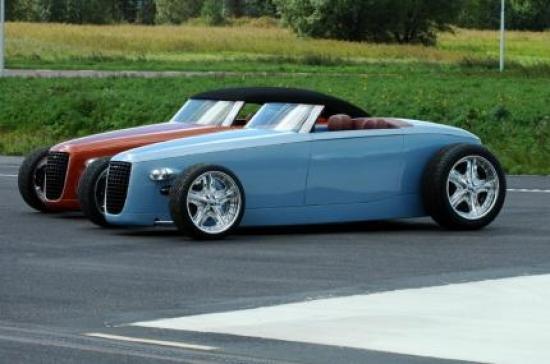 Image of Caresto V8 Speedster