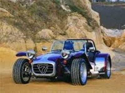Image of Caterham 7 1.4 Supersport