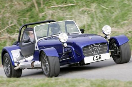 Image of Caterham 7 CSR 200