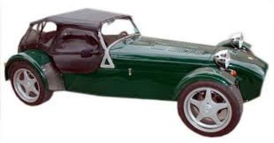 Image of Caterham 7 HPC
