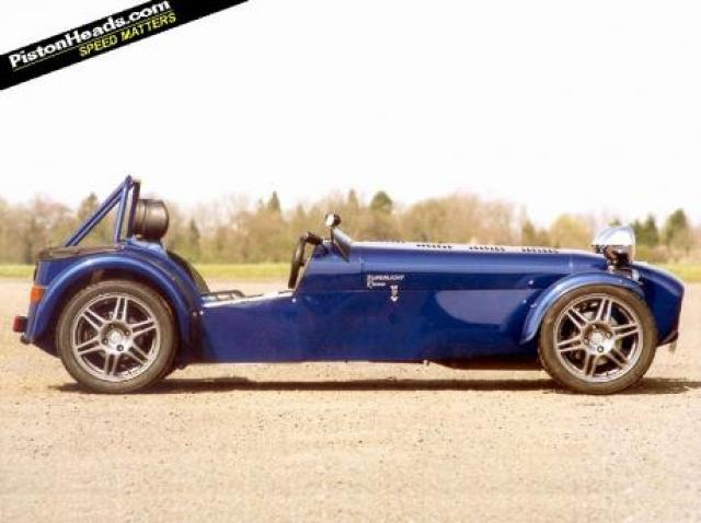 Image of Caterham R500 1.8L K Series