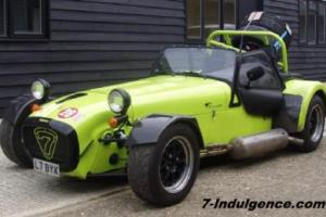 Picture of Caterham Seven Blackbird