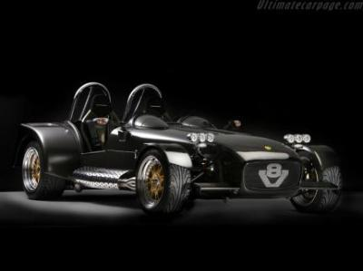 Image of Caterham Super Seven RST V8-Levante