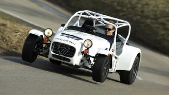 Image of Caterham superlight R300 Race