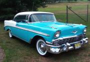 Image of Chevrolet Bel Air 283 FI