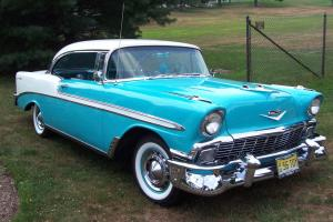 Picture of Chevrolet Bel Air 283 FI