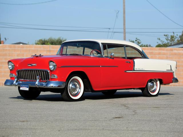 Image of Chevrolet Bel Air Sport Coupe (265CI)