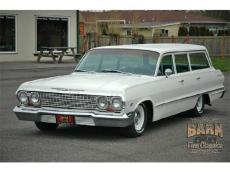 Chevrolet Bel Air Sport Wagon 409