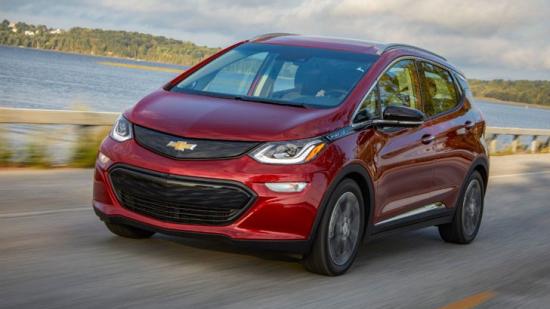 Image of Chevrolet Bolt EV