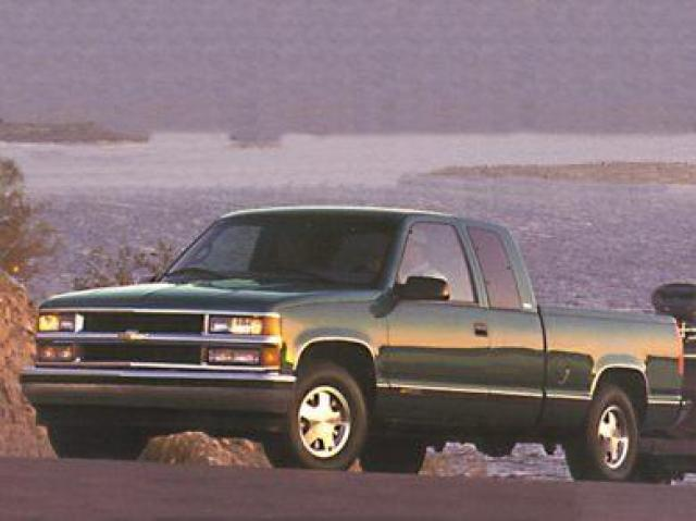 Image of Chevrolet C1500 Silverado 5.7L