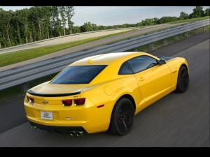 Photo of Chevrolet Camaro 1LE Package