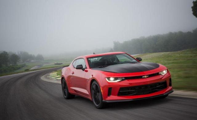 Image of Chevrolet Camaro  1LE