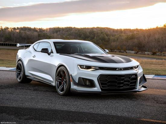 Image of Chevrolet Camaro ZL1 1LE Package